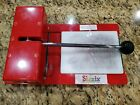 Sizzix Personal Die Cutter Machine Original Red Provo Craft Ellison Cutting Mat