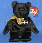 TY KERNOW the BEAR BEANIE BABY - MINT with MINT TAGS - UK EXCLUSIVE