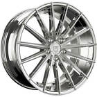 4 20 Staggered Lexani Wheels Pegasus Chrome Rims B3