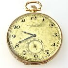 International Watch Co. Schaffhausen Gent's Gold Pocket Watch, Circa 1905.
