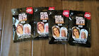 2017 BULLSITOY AMC FEAR THE WALKING DEAD UNOPENED DOG TAG STICKER PACKS LOT OF 4