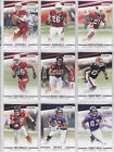 2012 ROOKIES AND STARS FOOTBALL ROOKIES AND INSERTS ***SHIPPING $.79***