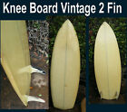 Surf Vintage Knee Board 2 Fin