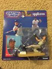 Dave Justice 1998 Starting Lineup Cleveland Indians NIP Braves