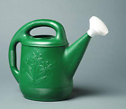 Watering Can 2 Gallon Novelty Green High Quality Plastic Lawn Garden Tools Home