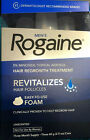 Rogaine Men's Topical Solution Extra Strength 5% Minoxidil - FREESHIPPING