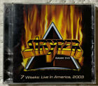 Stryper - 7 (Seven) Weeks Live In America 2003 CD Michael Sweet