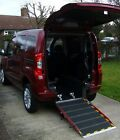 201868 FIAT QUBO WAV WHEELCHAIR ACCESS VEHICLE DISABLED MOBILITY ADAPTED CAR