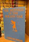 The Message in the Hollow Oak 1935 Nancy Drew 12