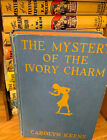 Nancy Drew 13 The Mystery of the Ivory Charm First Edition 1936