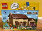 LEGO THE SIMPSONS HOUSE (#71006)(2523 Pieces)(NEW Box In Excellent Condition)!