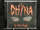 CHYNA: IN THE NIGHT CD RARE HARD ROCK