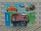 Thomas Friends Wood Wooden ASHIMA Train FULLY PAINTED Fisher Price GGG33