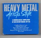 ~Heavy Metal Arista Style by Various Country Artists (CD, 2 Discs, Promo, 1993)~