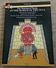 EXTREMELY RARE The Making of TinTin IN THE WORLD OF THE INCA Hardcover Book