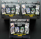3x Nfl Score Monster Box 2013 Football Trading Card Ovp 3 Exclusive Prizm P Box