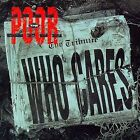 Poor : Who Cares CD