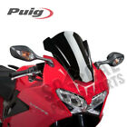 PUIG Z-Racing Series Black Honda VFR800F Interceptor (2014-2015) +30mm