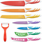 Chopmate Stainless Steel Non Stick Ceramic Coated 8 Piece Kitchen Knife Set