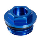 Engine Oil Filler Plug Blue For Husqvarna TC50 TC65 TE150/i TX125 TX300 17-2020