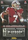 2013 Panini Playbook Factory Sealed Football Hobby Box