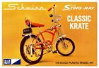 MPC Schwinn Sting Ray 5 Speed Bicycle 1:8 scale model kit new 914 ORANGE