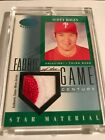 Scott Rolen Cards, Rookie Cards and Autographed Memorabilia Guide 5