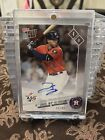 2017 TOPPS NOW GEORGE SPRINGER AUTO 49 99 ALL STAR GAME AUTOGRAPH FREE SHIPPING*
