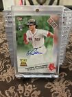 2017 TOPPS NOW ANDREW BENINTENDI AUTO ALL STAR AUTOGRAPH RC. FREE SHIPPING*