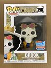 FUNKO POP! ONE PIECE BROOK 2018 FALL CONVENTION EXCLUSIVE STRAW HAT PIRATES