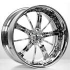 4 20 Staggered AC Forged Wheels Rims 315 CH 3 pcs B1