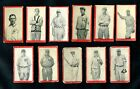 1910 T210 Old Mill Baseball Cards 15