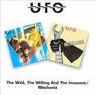 UFO : The Wild, The Willing And The Innocent/M CD
