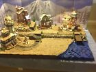 Christmas Village Display Platform For Lemax , Dept56