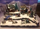 Christmas Village Display Platform Dept 56 for Lemax, dept56, Snow Village