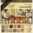 Deluxe Collectors Edition Communique Collection Scrapbooking Kit Graphic 45 New