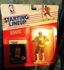 MAGIC JOHNSON LA LAKERS Starting Lineup SLU 1988 Rookie NBA Action Figure