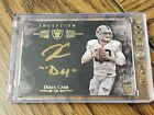 2014 Topps Inception Football Cards 15