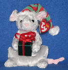 TY TINY TIM the MOUSE BEANIE BABY - MINT with MINT TAGS