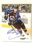 Joe Sakic Cards, Rookie Cards and Autographed Memorabilia Guide 40