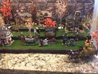 "Halloween Village Display Platform 44 ""For Dept 56 Lemax Spooky-town"