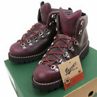New  Rare Color Size 13EE Danner 30861 Mountain Light Plum Gore Tex USA Made