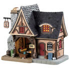Lemax Bellows And Co Blacksmith Shop Christmas Village Building House Decoration