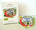 CHUTES AND LADDERS~5TH IN THE FAMILY GAME NIGHT SERIES~2018 HALLMARK ORNAMENT