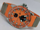 Ulysse Nardin Marine Diver Chronometer Orange 263-33 Automatic Cal UN026 - 43 mm