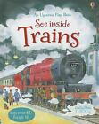 See Inside Trains by Colin King; Emily Bone
