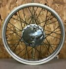 Honda xl250 xl 250 Front Rim Wheel Assembly