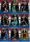 2019 20 NBA Panini Prizm Red White Blue Rookie Parallel RC You Pick Fro