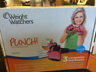 WW Weight Watchers Punch 3 Complete Workouts NEW w DVD Gloves Workout Tracker