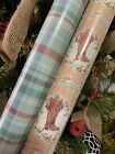 Pioneer Christmas Wrapping Paper